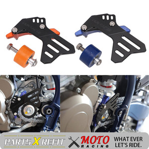 Motorcycle CNC Sprocket Cover Case Saver For SX EXC EXC TPI 2017 2018 2019 2020 Husqvarna TE TX 250 300 FC250 FC350