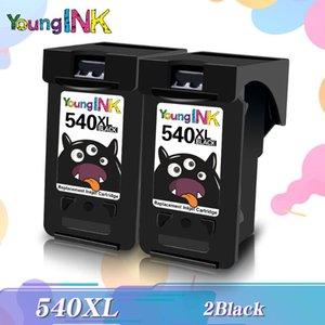 Ink Cartridges 1-2 PACK Black For Canon PG-540 XL Pixma MG2250s TS5150 MG4250 MG3650 MX475 MG4200 MG3550 Printer