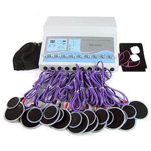 고품질 인기있는 체중 감소 기계 근육 자극기 전기 자극기 러시아 웨이브 전기 근육 자극 TM-502 무료 DHL / UPS