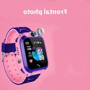 Kids Smart Watch SOS Phone watch IP67 Waterproof Children's Gift Clock For Android Z5S Q12 21ss