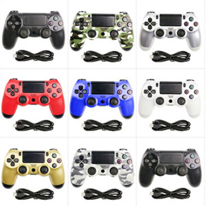 Compare with similar Items PS4 gamepad Wireless 24 colors game console controller vibration joystick processor PS4 gamepad