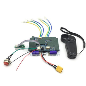 BMDT-24V Belt Dual Motor Ordinary Electric Remote Control Scooter Controller Positive Xuanbo Dual Drive Belt Motor Control Board
