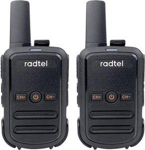 Walkie Talkie Mini Radtel RT12 Portable Two Way Radio PMR FRS Long Range Kids Walkie-Talkie For El Business