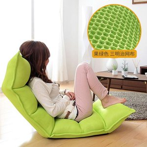Single sofa bedroom sofa chair folding recliner household chair recliner bay window