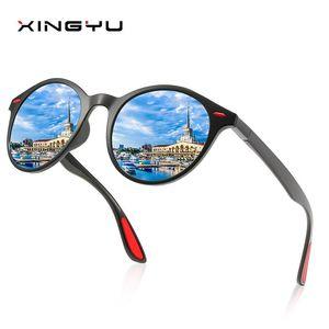 Vintage sunglasses Men Women Classic Retro Polarized Sunglasses TR90 Legs Lighter Design Frame UV400 Protection gafas de sol