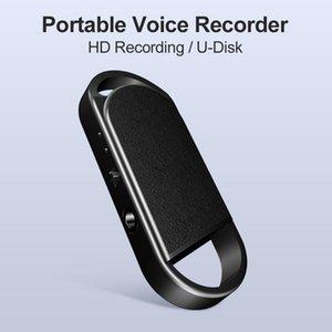 Professionale USB Drive Digital Voice Recorder U-disk Dictaphone D008 8 GB 16GB Pennello MP3 Player per ornamenti di lavoro dell'ufficio scolastico