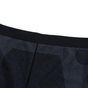 Yuerlian Elastic Compression rapide Pantalons courts Homme Sports Formation Shorts YY1