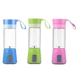 Juicers 휴대용 전기 Juicer 컵 미니 블렌더 과일 야채 추출기 압착기 DIY