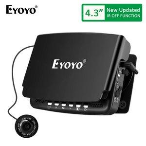 Eyoyo EF43A 20M 1000TVL Fish Finder Underwater Ice Fishing Camera 4.3