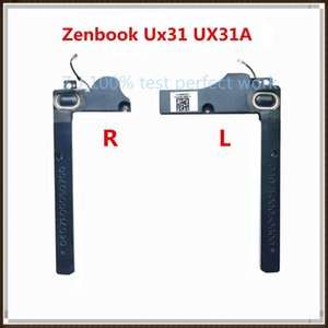 Computer Cables & Connectors Original L R Side For Asus Zenbook Ux31 UX31A Laptop Left Speaker Set Works 04071-00050600 04071-00050700 100%