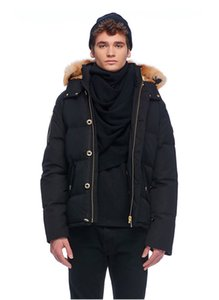 Winter Men Casual Down Jacket Down Coats Mens moose Outdoor Warm Man Coat Outwear Jackets Parkas canada knuckles Doudoune