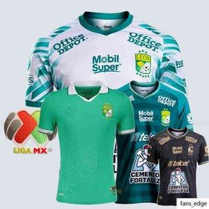 2021 2022 Liga MX Club Leon Soccer Jerseys Дом от 31 21 22 Футбольная рубашка S-XXL Таиланд Качество