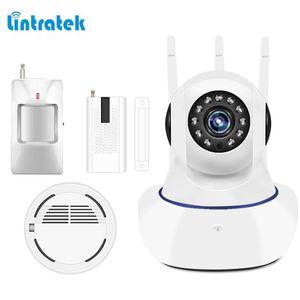 Wireless Home Security Alarm System Удаленный датчик движения WiFi Mini Braggerar Alarm System Kit 433 МГц защита безопасности № 30