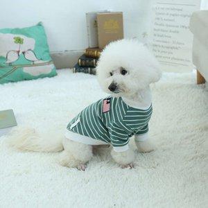 Fadou 2020 Yeni Köpek Pamuk Elastik Şerit Pet Teddy Giyim