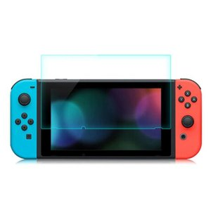 For Nintendo Switch Tempered Glass HD Anti-Scratch Glass Screen Protector Ultra HD Clear for Nintendo Switch NS 2017