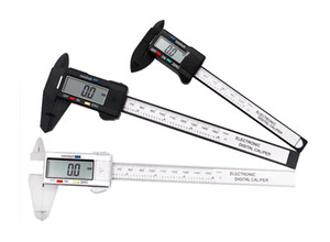 2021 New Fashion 150mm 6inch Digital Vernier Caliper Messschieber paquimetro measuring instrument LCD Electronic Calipers Measuring Tool