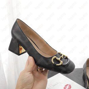 Women's mid-heel pump with Horsebit Size 35-42 Italian cutting-edge fashion Brand Latest arrival women Dress shoes Model SD03