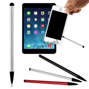 Universal Lightweight Plastic Mini Capacitive Touch Pen Stylus Screen For Phone Tablet Laptop Capacitive Touch Screen Devices Free DHL