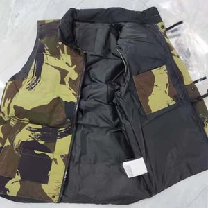 Man Vest Men Sleeveless Jacket Winter Autumn Warm Fashion Casual Outdoor Streetwear Top Trendy High Quality Clothes Unisex Ins Black Blue