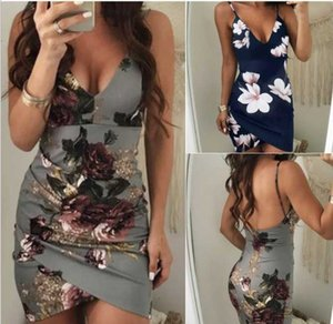 Womens Dress 2021 Ladiess Classics Comfort Parties Clothing Dresses Women Dress Fashion Ladies Female Womens Print Flower