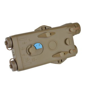 Tactical AN peq PEQ-2 Battery Case Red Laser No Function PEQ2 Box Outdoor Gear