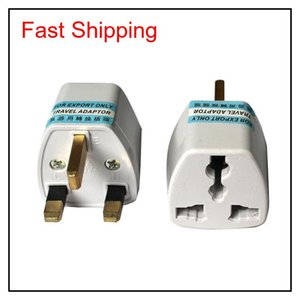 Eu Us To Uk Travel Plug Convertor Universal Travel Power Adapter Plug Ac For Uk Kwgpl I70Fc