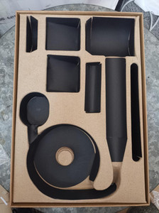 Nuovo Gen3 3a generazione Nessuna ventola Asciugacapelli Asciugacapelli Professionale Strumenti per saloni Poltoli Asciugatrice Complesso Velocità Velocità Asciugacapelli Asciugacchi Asciugacapelli Asciugacapelli Sshiepping