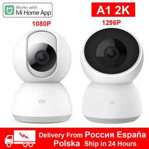 Smart Camera 2K 1296P 1080P HD 360 Angle WiFi Night Vision Webcam Video IP Camera Baby Security Monitor Mihome Hot Sell