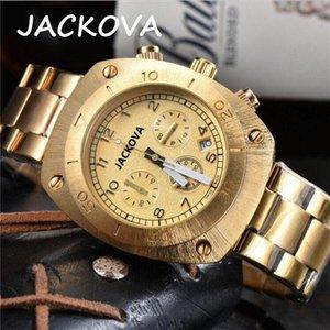 Cheap Running Full Functional Stopwatch Mens Watches quartz fashion mens watches auto date men dress designer watch wholesale