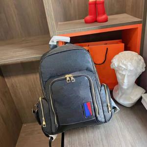Presbyopic ve MS Sırt Çantası Çanta Dizüstü Sırt Çantası Erkekler Vintage Ve Kadınlar Unisex Duffel Okul Çantaları Çanta Çanta Seyahat Sırt Çantaları