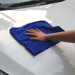 Venta al por mayor Microfibra Limpieza Paños Inicio Hogar Limpio Toalla Auto Coche Herramientas de lavado 627 S2