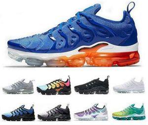 Yeni TN Artı Erkek Koşu Ayakkabıları Leylak Rotası Colorway Metalik Yastık Tasarımcısı Içinde Olive Üçlü Beyaz Siyah Kadınlar Eğitmenler Spor Sneaker