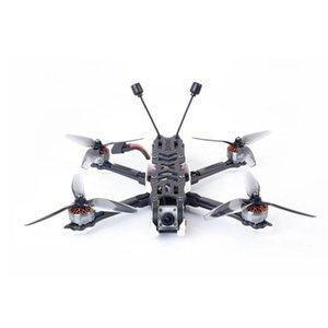 Diatone Roma F5 4 S / 6 S 5 inç Freestyle FPV Yarış Drone BNF W / Mamba F405 F4 FC 50A ESC Toka 2207.5 Fırçasız Motor GPS Modülü