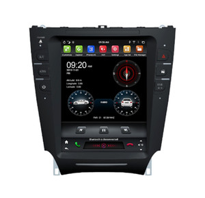 """DSP Tesla Style PX6 9.7"""" Android 9.0 Car DVD GPS Radio Bluetooth 5.0 WIFI for LEXUS IS250 IS300 IS200 IS220 IS350 2005-2012"""