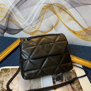 Diseñadores al por mayor Bolso de bolsos Lujos de lujo bolsos de alta calidad Bolsa de hombro para mujer Flap Sweet Wind Genuine Cuero Mujer Crossbody Bolsa Z081