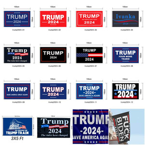 DHL Schiff Trump Wahl 2024 Trump Hepping Flagge 90 * 150cm Amerika Hanging Große Banner 3x5ft Digital Print Donald Trump Flagge Bidingen