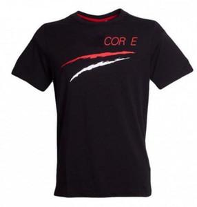 2020 Neue Motorradgeschwindigkeit Drop Kurzarmiges Polyester Schnelltrocknendes Männer Motorrad Jersey Racing Anzug Kurzarm T-Shirt mit demselben