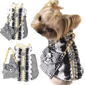 2021 new Xiaoxiang wind belt snack bag cloth pet suppli cat and dog vt