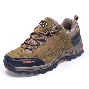 FTOCHB Unisex High Quality Sports Shoes Hot Sale Comfortable Breathable Men Sneakers Brand Outdoor Non-slip Adult Hiking Shoes