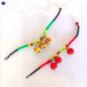 New style special ethnic Fengyun South children's women's wax thread hand wound Braided Bracelet