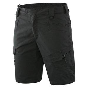 Hombres de verano al aire libre entrenamiento de ejercicios pantalones cortos para herramientas shorts tácticos pantalones cortos camuflaje cinco pantalones nuevo ejercicio entrenamiento