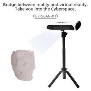Stampanti CREEALITY CR-Scan01 Portable 3D Scanner Modellazione Supporto ad alta precisione OBJ / STL Uscita con giradischi