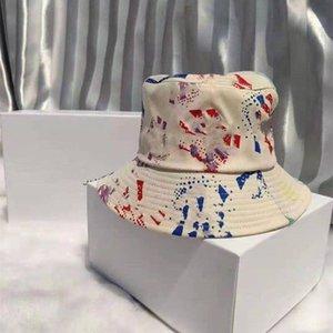 Yeni Yüksek Kaliteli Retro Balıkçı Şapka Vahşi NY Havzası Şapka Güneş Gölge Sunhat Bayanlar 3 Renk