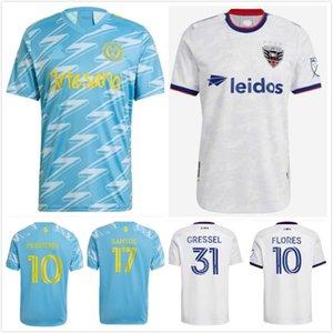 new 2021 Philadelphia Union Soccer Jerseys MLS away MONTEIRO BEDOYA Uniform 20 21 home AARONSON PRZYBYLKO Football Shirts