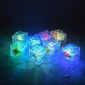 Modules Children's Bathroom Bath Toys Baby Play Water Ocean Magic Ice Cube Lights Meet Glow Colorful