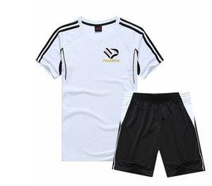 2021 Unione Sportiva Città di di Palermo Услуги бегущих наборов дизайн пользовательских быстрых сухой команды спортивная одежда футбольная форма футбол для футбола