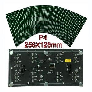 وحدة شاشة LED ذات الشكل الخاص على شكل 256x128mm الحجم، عرض الأزياء الرائدة، شنتشن مصنع بقعة بالجملة