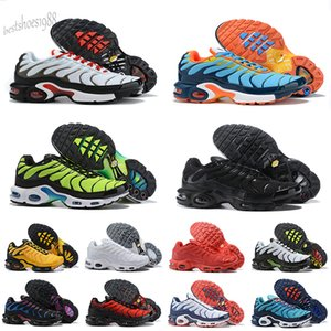 Classic Mens Shoes Black White Red Camo Frost TN Plus Ultra Sports Run Shoes Tns Requin Designer Trainer Sneakers
