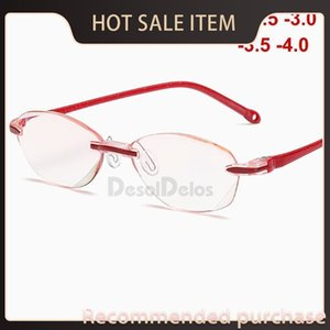 Women Clear New Glasses Ultralight Presbyopia Anti-Blu-Ray Rimless 2021 Glasses Computer Lens Reader Reading Glass Lrgaa Hlejf