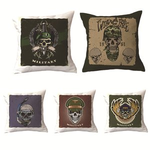 Cover Pillow Geometric Abstract Pirate Funny Size Plush